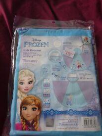 Frozen bundle-Elsa costume - original disney and wand