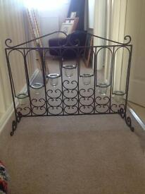 Wrought iron candelabra (£10 off listed price, only for next 48 hours!)