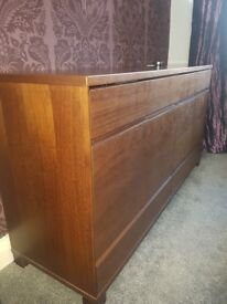 Barker and Stonehouse Skovby Sideboard Unit