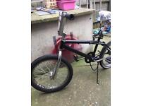 BMX for sale open to offers.