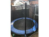 8ft Trampoline - £20 quick sale of collected today 16.06.18