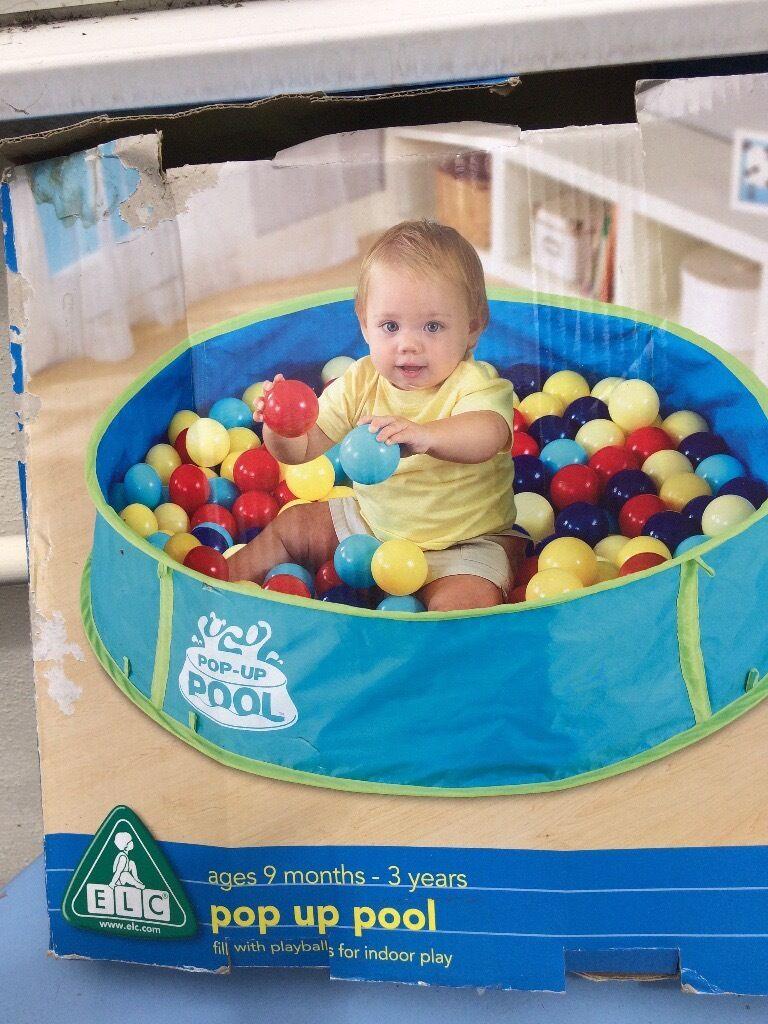 pop up pool balls rrp 35 in kingston london gumtree. Black Bedroom Furniture Sets. Home Design Ideas