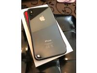 IPHONE X 64GB UNLOCKED LIKE NEW SPACE GREY