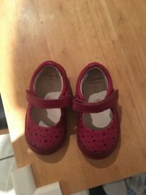 Clark's Toddler Shoes