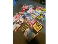 Car Mechanic magazines, classic 43 copies 60s,70s,80s