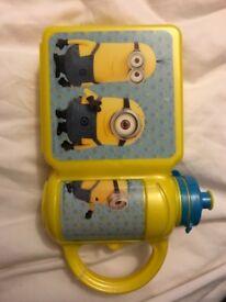Minions lunchbox