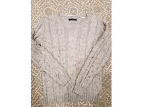 Atmosphere cable knit jumper size 12