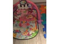 Selection of babies seats/toys