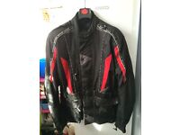 motorcycle all weather jacket