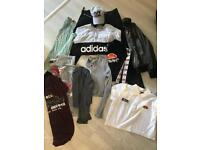Top brand clothing bundle size 12 and M