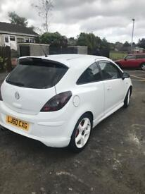 2010 Vauxhall Corsa i 16v SRi, 74k on the clock, FULL YEARS MOT. ( CAT C )