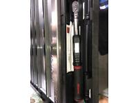 Snap on 3/8th digital torque wrench