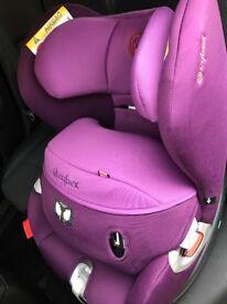 Cybex Sirona car seat