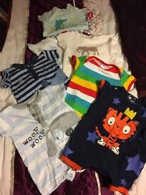 Boys clothes! Must go this week