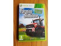 Xbox game farm Simulator