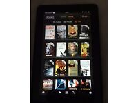 Amazon Kindle Fire HD Tablet eReader eBook boxed as new (like ipad)