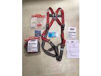 JSP Pioneer S FA 8050 harness