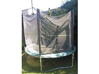 Plum 8 foot trampoline