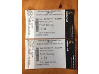 Jimmy Carr tickets x 2 in Bristol