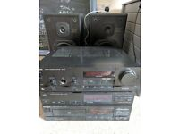Technics SB-CS5 stereo