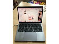Outstanding MacBook Pro (13-inch, 2016) 2,4 GHz Intel Core i7 dual-core 16 GB Ram