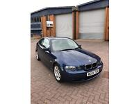 BMW Compact 328i 2.8 engine conversion