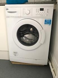 Perfect condition 8kg digital washing machine