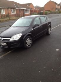 Vauxhall Astra 1.6 p swap for van ate other car drivers lovely