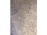 Habitat beautiful thick Mink grey large rug