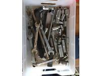 Box of sockets