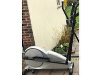 Fully working cross trainer
