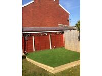 Decking,fences,gates and artificial grass and much more!