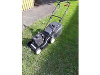 Mountfield self drive lawnmower