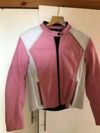 Ladies weise motorcycle jacket