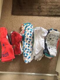 Baby Boy 0-3 Months Clothes Bundle