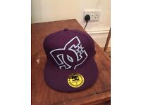 DC Shoes Hat Purple! Brand New