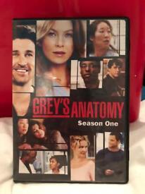 Greys Anatomy Season 1