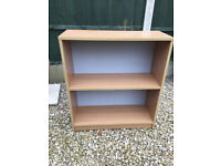 Shelf Unit, Oak effect, VGC