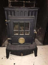 Coalbrookdale Traditional GS1 gas stove