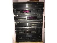 BARGAIN! Sony Hi-Fi System (CD, Cassette, Vinyl, Radio)
