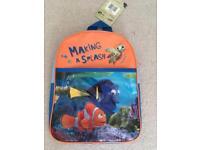 Finding Dory children's backpack - brand new