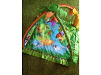 Fisher Price play mat/gym
