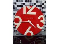 Thomas Kent Wall clock.