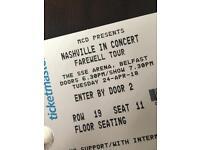Nashville farewell tour
