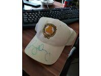 Signed Rory Mc Ilroy Hat
