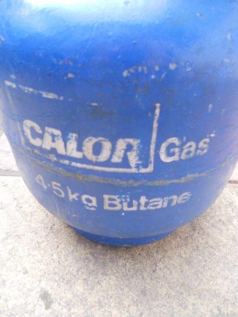 Calor Gas butane gas bottle 4.5 kg.