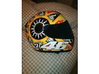 Rossi helmet size large new
