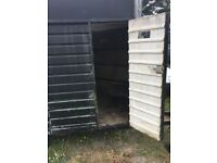 Horse trailer project