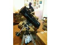 Reflector telescope for sale