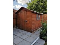 **GARDEN SHED- FAB CONDITION!**